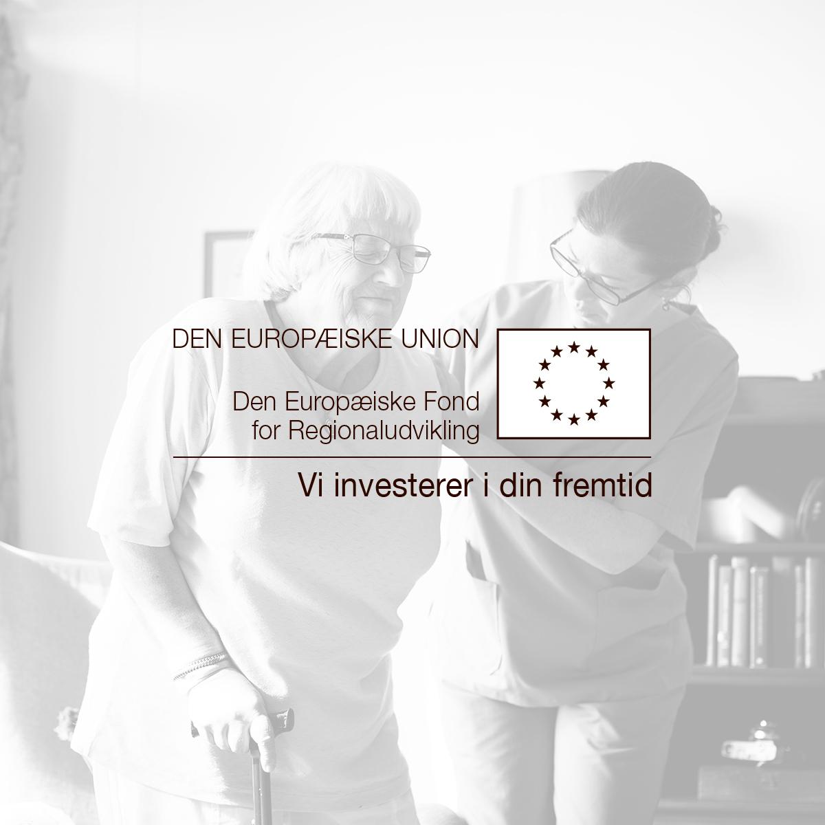 Billede (til VIND) med EUlogo