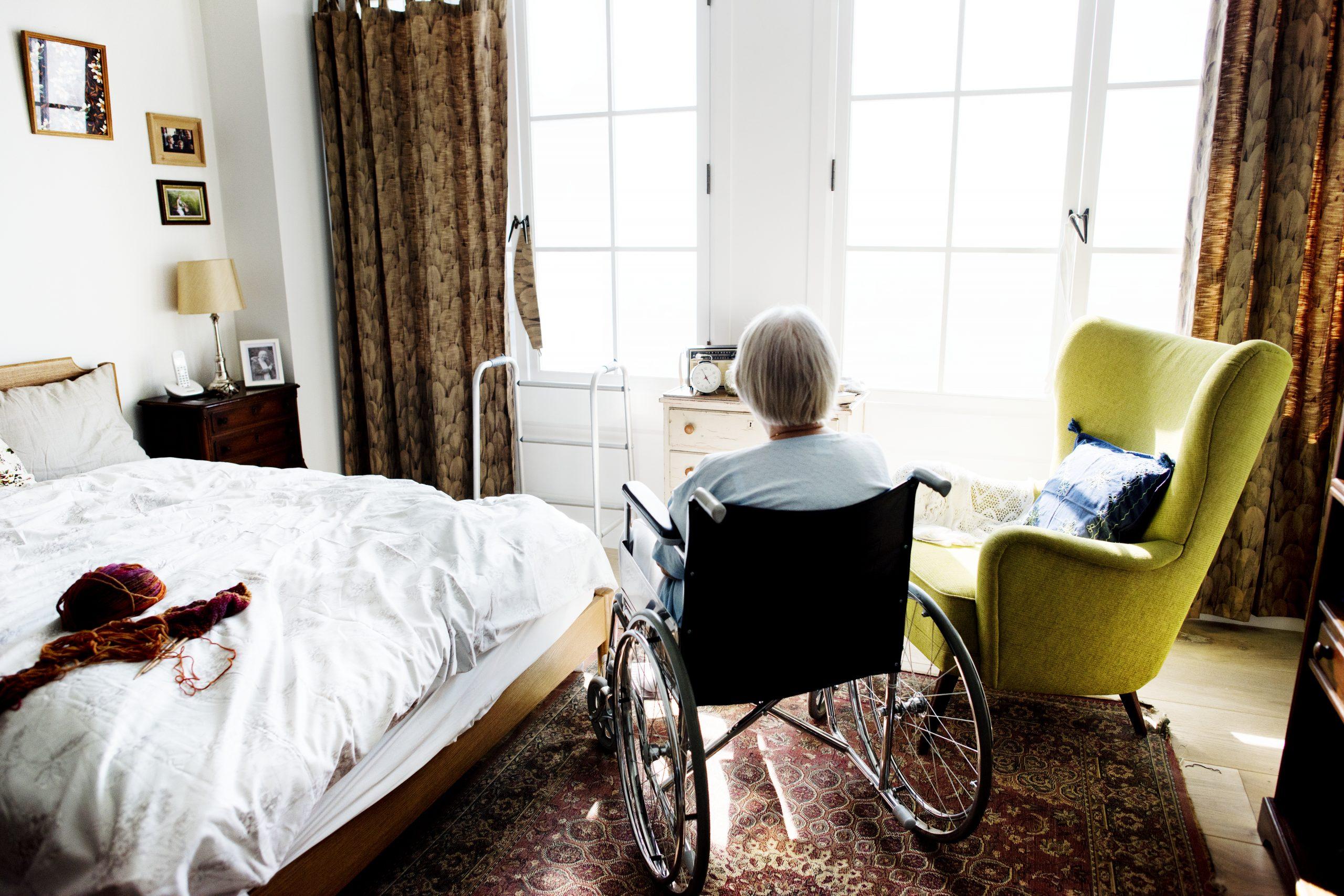 Plejehjem i eget hjem